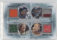 Patrick Roy, Bill Walton, Superstar Billy Graham, Cal Ripken Jr. /30
