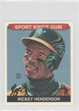 2012 Sportkings Series E Mini #213 - Rickey Henderson