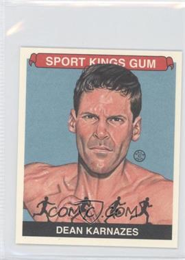 2012 Sportkings Series E Mini #243 - Dean Karnazes