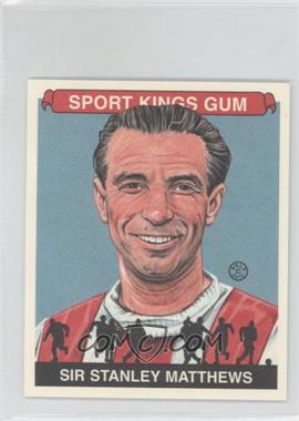 2012 Sportkings Series E Mini #249 - Sir Stanley Matthews
