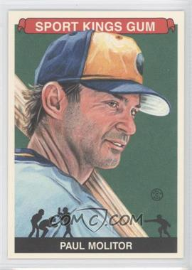 2012 Sportkings Series E Premium Back #214 - Paul Molitor