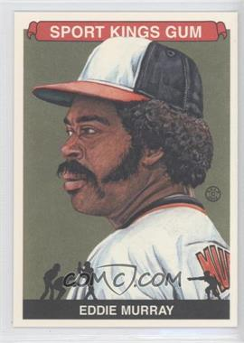 2012 Sportkings Series E Premium Back #215 - Eddie Murray