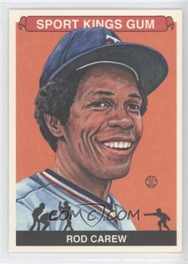 2012 Sportkings Series E Premium Back #216 - Rod Carew