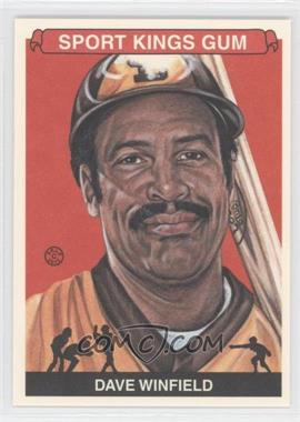 2012 Sportkings Series E Premium Back #217 - Dave Winfield