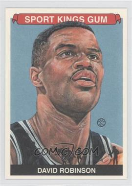 2012 Sportkings Series E Premium Back #219 - David Robinson