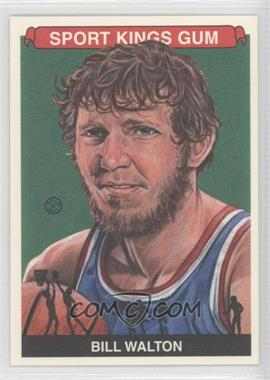2012 Sportkings Series E Premium Back #220 - Bill Walton