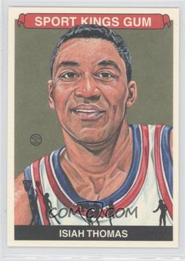 2012 Sportkings Series E Premium Back #221 - Isiah Thomas
