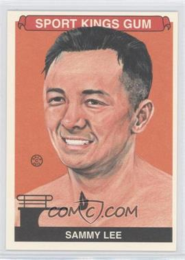 2012 Sportkings Series E Premium Back #228 - Sammy Lee