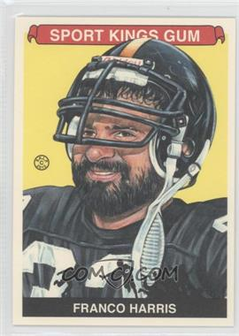 2012 Sportkings Series E Premium Back #230 - Franco Harris
