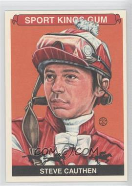 2012 Sportkings Series E Premium Back #240 - Steve Cauthen