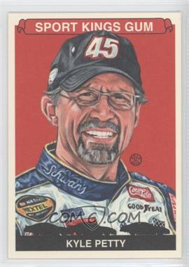 2012 Sportkings Series E Premium Back #245 - Kyle Petty