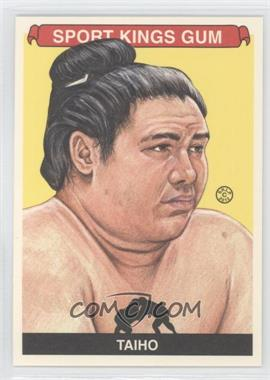 2012 Sportkings Series E Premium Back #248 - Taiho
