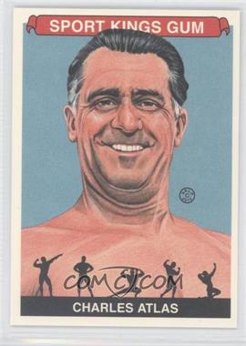 2012 Sportkings Series E Premium Back #255 - Charles Atlas