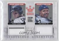Frank Thomas, Ken Griffey Jr. /19