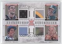 David Robinson, Rickey Henderson, Rod Carew, Superstar Billy Graham #8/10