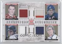 Gordie Howe, Gale Sayers, Frank Thomas, Martina Navratilova /10