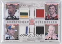 Reggie White, Guy Lafleur, Paul Molitor, Georges St-Pierre /10