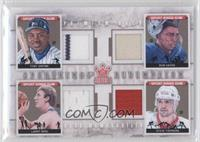 Tony Gwynn, Bob Hayes, Larry Bird, Steve Yzerman /10