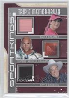 Paula Creamer, Superstar Billy Graham, Doyle Brunson