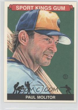 2012 Sportkings Series E #214 - Paul Molitor