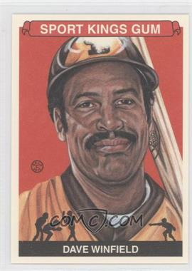 2012 Sportkings Series E #217 - Dave Winfield