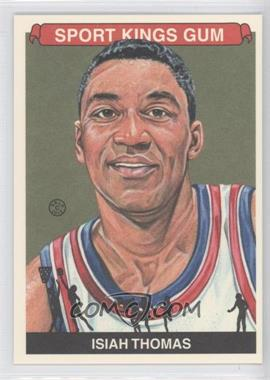 2012 Sportkings Series E #221 - Isiah Thomas