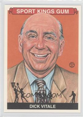 2012 Sportkings Series E #222 - Dick Vitale