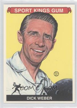 2012 Sportkings Series E #224 - Dick Weber