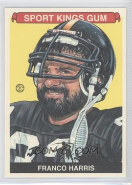 2012 Sportkings Series E #230 - Franco Harris