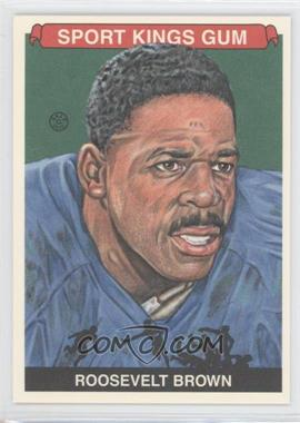 2012 Sportkings Series E #232 - Roosevelt Brown