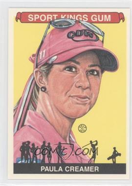 2012 Sportkings Series E #236 - Paula Creamer
