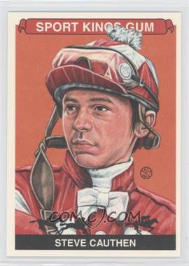 2012 Sportkings Series E #240 - Steve Cauthen