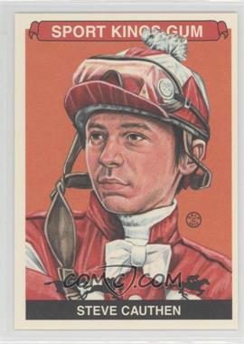 2012 Sportkings Series E #240 - Steve Cauthen