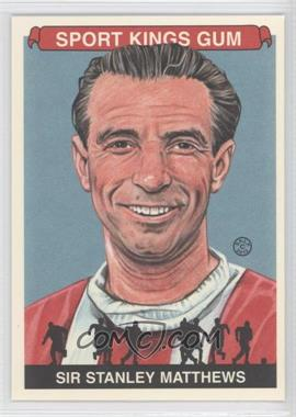 2012 Sportkings Series E #249 - Sir Stanley Matthews