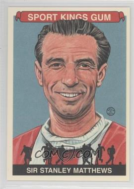 2012 Sportkings Series E #249 - Sir Stanley Matthews