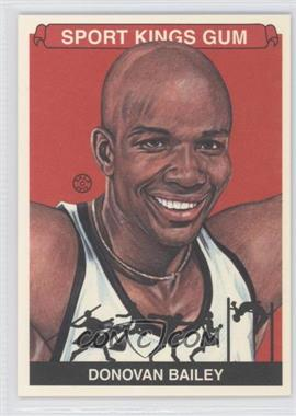 2012 Sportkings Series E #253 - Donovan Bailey