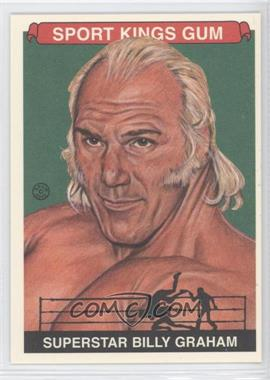 2012 Sportkings Series E #256 - Superstar Billy Graham