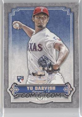 2012 Topps Five Star Club [???] #FSC-2 - Yu Darvish /50