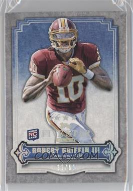 2012 Topps Five Star Club [???] #FSC-6 - Robert Griffin III /50