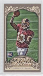 2012 Topps National Convention - Gypsy Queen Minis #GQF2 - Robert Griffin III