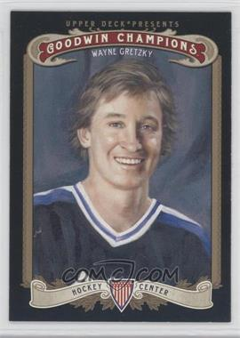 2012 Upper Deck Goodwin Champions - [Base] #32 - Wayne Gretzky