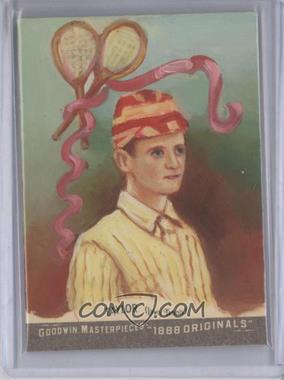 2012 Upper Deck Goodwin Champions - Goodwin Masterpieces 1888 Originals - [Autographed] #GMPS-31 - W.C. Taylor /10
