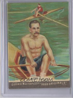 2012 Upper Deck Goodwin Champions - Goodwin Masterpieces 1888 Originals - [Autographed] #GMPS-32 - William Beech /10