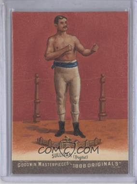 2012 Upper Deck Goodwin Champions - Goodwin Masterpieces 1888 Originals - [Autographed] #GMPS-44 - John L. Sullivan /10