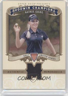 2012 Upper Deck Goodwin Champions Authentic Memorabilia #M-NG - Natalie Gulbis