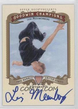 2012 Upper Deck Goodwin Champions Autographs #A-LM - Levi Meeuwenberg