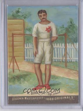 2012 Upper Deck Goodwin Champions Goodwin Masterpieces 1888 Originals [Autographed] #GMPS-23 - William Page /10