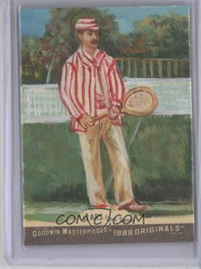2012 Upper Deck Goodwin Champions Goodwin Masterpieces 1888 Originals [Autographed] #GMPS-30 - Richard Sears /10