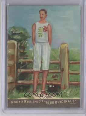 2012 Upper Deck Goodwin Champions Goodwin Masterpieces 1888 Originals [Autographed] #GMPS-45 - Lawrence Myers /10