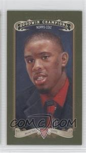 2012 Upper Deck Goodwin Champions Minis Green Lady Luck Back #112 - Norris Cole